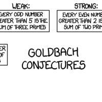 Ist die schwache Goldbachvermutung geknackt?