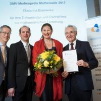 DMV-Medienpreisverleihung