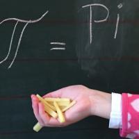 Das π-Pommes-Experiment zum Pi-Feiertag