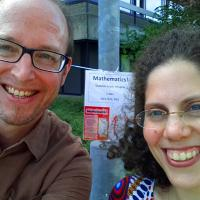 Carla Cederbaum und Stefan Keppeler