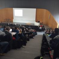 Deutschlands Mathematiker zu Gast an der TU Braunschweig