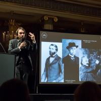 Gauß-Vorlesung in Regensburg mit Cédric Villani