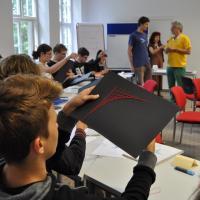 14. Internationales Mathe-Camp am Werbellinsee