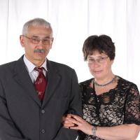 Dr. Olga Lomonosova und Dr. Albert Oganian