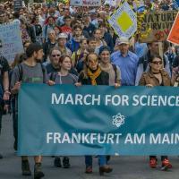 March for Science: Auf die Straße für die Wissenschaft!