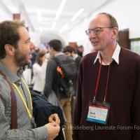 Das Heidelberg Laureate Forum 2019