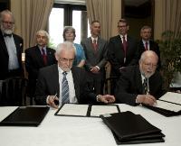"""Neues """"Heidelberg Laureate Forum"""" beschlossen"""
