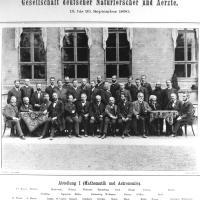 Deutsche Mathematiker-Vereinigung feiert 130-jähriges Bestehen