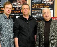 Volker Kaibel, Martin Henk und Herbert Henning