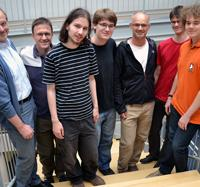 Mathe-Talente bei Max-Planck