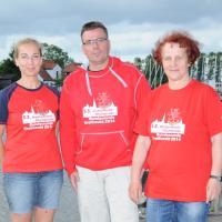 Heiko Gallert, Britta Pietchotka und Gesine Schaffarzyk
