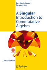 a single intoduction to commutative algebra