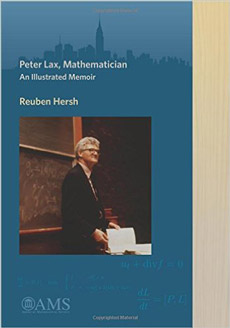 peter lax mathematician an illustrated memoir