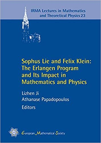 the erlangen programm of its impact in mathematics and physics